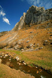 Montagnes de Trascau Image libre de droits
