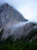 Montagnes de Triglav Photo stock