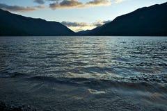 Montagnes de Washington Images stock