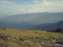 Montagnes de Woow et scenary Image libre de droits