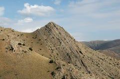 Montagnes de Yeghegnadzor, Arménie Photographie stock