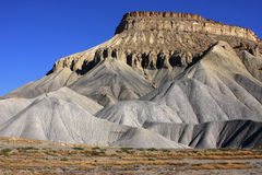 Montagnes du Colorado Photos stock