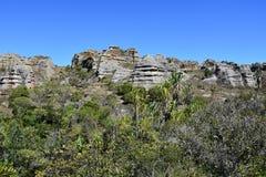 Montagnes du Madagascar photographie stock