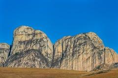Montagnes du Madagascar Photo libre de droits