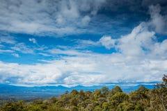 Montagnes du sud Photographie stock
