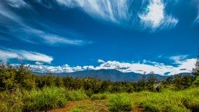 Montagnes du sud Photographie stock libre de droits
