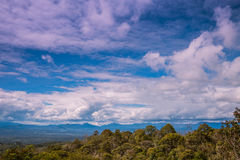 Montagnes du sud Photos stock