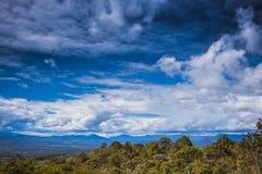 Montagnes du sud Images libres de droits