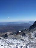Montagnes du Thibet photos libres de droits