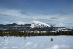 montagnes Ecosse Image libre de droits