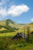 Montagnes en été Image libre de droits