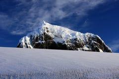 Montagnes en Antarctique Images libres de droits