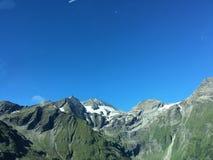 Montagnes en Autriche images libres de droits