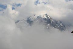 Montagnes en Autriche, année 2009 Images stock