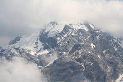 Montagnes en Autriche, année 2009 Photographie stock