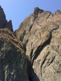 Montagnes en Crimée Images stock