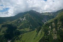 Montagnes en Géorgie Image libre de droits