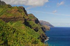 Montagnes en Hawaï Photographie stock libre de droits