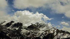 Montagnes en Himalaya temps-faute clips vidéos