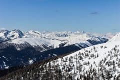 Montagnes en Italie Photos libres de droits