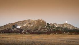 Montagnes en parc national photos stock