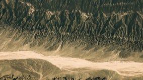 Montagnes et ‰ de ¼ du ¼ ˆ7ï de riversï images stock