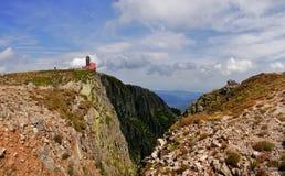 montagnes géantes Photographie stock