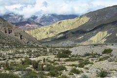 Montagnes IV Images libres de droits