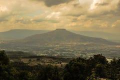 Montagnes Loei Tha?lande images stock