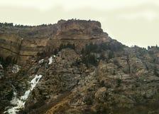Montagnes occidentales Photos stock