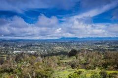 Montagnes occidentales Photo libre de droits