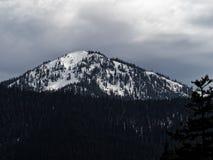 Montagnes olympiques Photo libre de droits