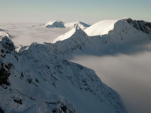 Montagnes polonaises Photos stock