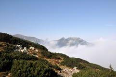 Montagnes polonaises de Tatra Photographie stock