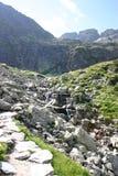 Montagnes polonaises de Tatra Image libre de droits
