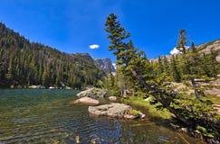 Montagnes rocheuses Images libres de droits
