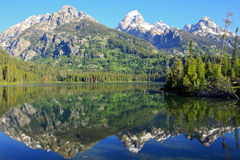 Montagnes rocheuses Photo stock