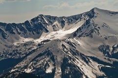Montagnes rocheuses Image stock