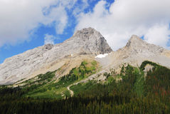 Montagnes rocheuses Images stock