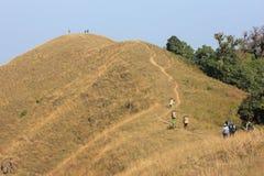montagnes sèches Photographie stock libre de droits