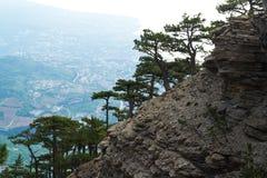 Montagnes scéniques 2 Photo stock