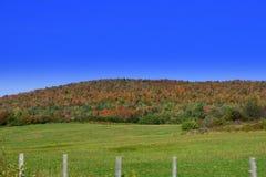 Montagnes scéniques en automne Photos stock