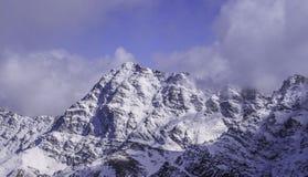 Montagnes Sierra Nevada, Andalousie, Espagne photo stock