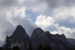 Montagnes, Sinaia Image stock