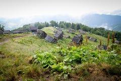 Montagnes ukrainiennes Photographie stock libre de droits