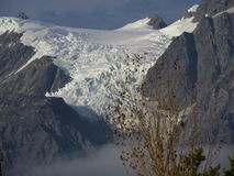 Montagnes vertes Photo stock
