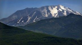 Montagnes vertes Washington de Helens de saint de support Photos libres de droits