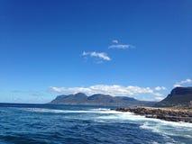 montagneux Photo libre de droits
