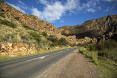 Montagu, Afrique du Sud photo stock