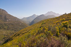 Montagu pass Stock Image